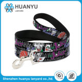 Wholesale Customized Portable Adjustable Polyester Woven Casual Pet Belt