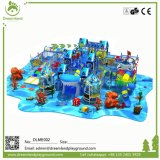 2017 Novel Design Ocean Theme Indoor Playground Equipment