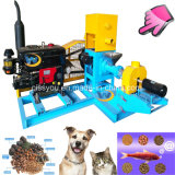 Floating Fish Feed Food Pellet Making Extruder Machine (WSP)