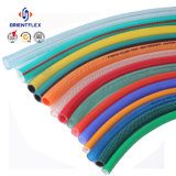 Flexible PVC Fiber Reinforced Braided Garden Water Hose for Irrigation