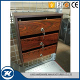 Hot Selling New Design Wooden Timber Mailbox