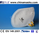 Non Woven Disposable N95 CE Face Mask Dust Nask
