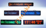 P10 Semi-Outdoor Red LED Text Display Sign (16X96)