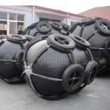 Yokohama Pneumatic Rubber Fenders Combined with Lioyd′s and Pianc