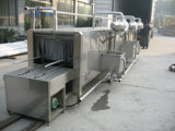 300PCS/H Plastic Crate Washing Machine