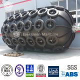Floating Yokohama Pneumatic Rubber Inflatable Marine Fender for Ship to Ship, Ship to Quay Transfer Combined with ISO 17357