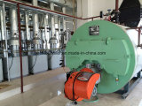 Textile Industry Gas Fired Oil Fired Hot Water Boiler