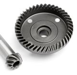 Customized Bevel Gear Wheel with ISO Certification