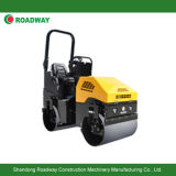 2 Ton Ride on Hydraulic Vibratory Roller Compactor