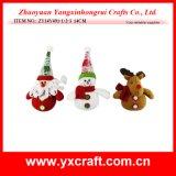 Christmas Decoration (ZY14Y491-1-2-3 14CM) Christmas Figure Nativity Set