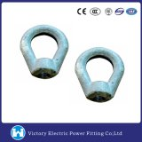 Used for Deadending with Suspension or Strain Insulaotr 5/8'' Oval Eye Nut