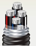 Wdza-Yjlhb90 Chain Armoured and PVC Sheathed Cable 8000 Alloy