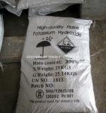 KOH Potassium Hydroxide Flakes 90%, 95%