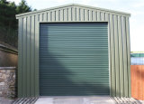 Prefabricated Steel Structure Building Carport (KXD-SSB114)