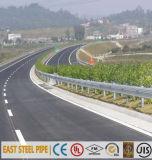 Hot DIP Galvanized Coating Highway Barrier Guardrail