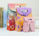 Paper Shopping Bag Gift Paper Bag Carrier Bag with Handle