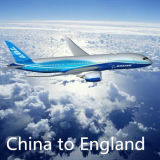 Air Freight Shipping From China to Cardiff, Cwl, England, UK
