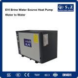Finland Cold Winter Floor / Radiatior Heating Room 10kw/15kw /20kw Evi Brine Water Source Heat Pump