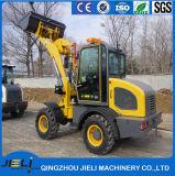 Heavy Truck Loading Machinery Kubota Mini Wheel Loader Zl15 with Ce