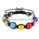 Fashion Crystal Ball Bracelets Jewelry (SHBMIX1)
