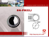 Elevator Stainless Steel Button (SN-PB22J)