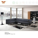 Hot Sale Modern Office Leather Covered Leisure Sofa (HY-S989)