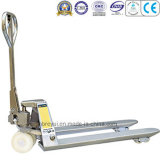2.5t Stainless Steel Hand Pallet Truck
