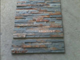 Rusty Cultural Stone for Garden and Wall Decoration