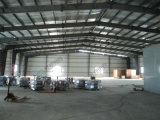 Demountable Prefab Steel Structure Warehouse