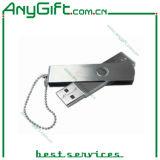 Metal Twist USB Stick with Customized Logo 09