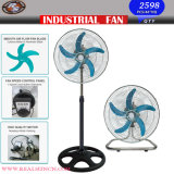 18inch Industrial Fan 2 in 1 with Five Aluminum Blade