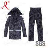 2016 Hot Sale Camouflage Rainsuit, Raincoat, Workwear (QF-773)