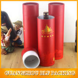Cardboard Cylinder Box with Lids