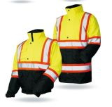 Unique Custom Protection Security Construction Reflective Hi-Vis Workwear