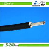 TUV Certificate PV1-F Twin Core Tinned Copper Solar Cable