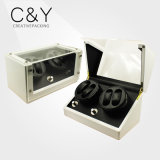 White Color High Glossy Modern Watch Winder