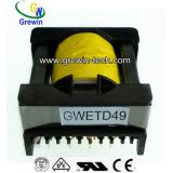 Etd Type High Power Frequency Transformer with ISO9001: 2015
