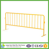 Powder Coated Safety Traffic Pedestrian Barrier for Sale