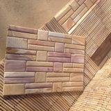 China Natural Sandstone Chimfer Exterior Wall Panels (SMC-SCP461)