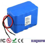 24V10ah LFP LiFePO4 Battery Pack with BMS Charger