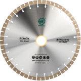 Continuous Rim Cutting Tool Circular Diamond Saw Blade Blade for Cutting Granite Stone Tile