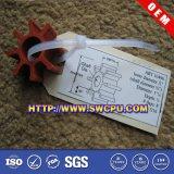 Customize Plastic Auto Parts/Plastic Impeller for Feeding Grain