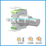 Push Travel Rotary Encoder for DVD Players/Home Appliances/Automobile/Navigation Use