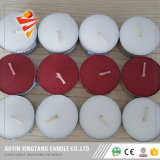 Multi Color Tealight Candle for Votive Activities