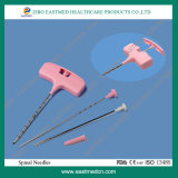 Various Sizes Spinal Needle with Ce & ISO