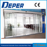 Automatic Overlapping Operation Door
