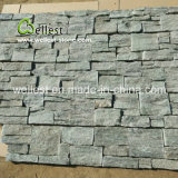 Green Quartzite Stone Exterior Wall Decorative Stacked Stone