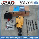 Yn27c Portable Gasoline Rock Drill Jack Hammer for Vertical Drilling