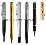 Silver and Gold Heavy Metal Pen for Business Gift (LT-C632)