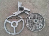Sand Casting Meat Mincer Parts, Cast Cutter Screw, Feedscrew